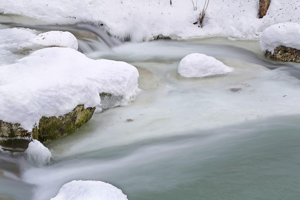 Auerbach im Winter - ©Ralph Sturm